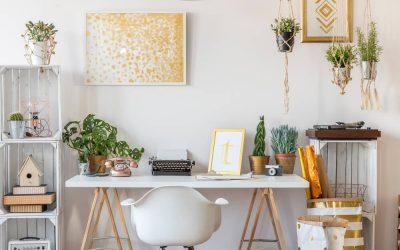 Entenda como usar plantas suspensas para dar mais charme à decoração