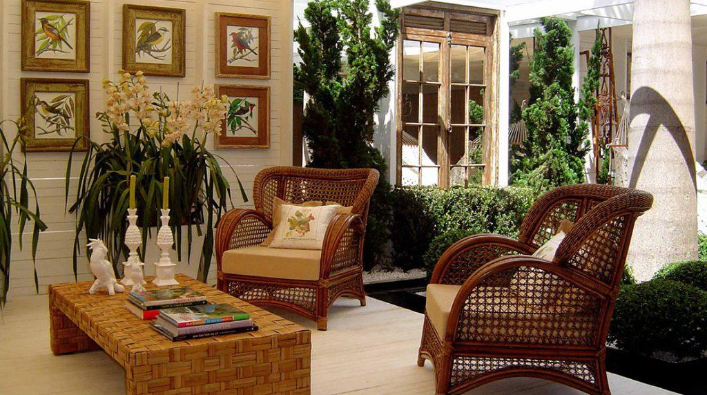 Casa Cor MG 2005 ◽ Varanda e Jardim